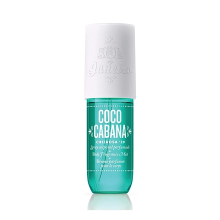 Xịt dưỡng thể Sol de Janerio Coco Cabana Body Fragrance Mist